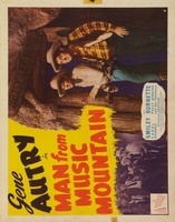 Man from Music Mountain movie poster (1938) picture MOV_6491b02b