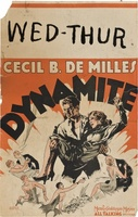 Dynamite movie poster (1929) picture MOV_64952df5