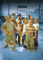 The Sandlot movie poster (1993) picture MOV_649c5f1c