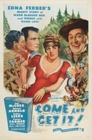 Come and Get It movie poster (1936) picture MOV_649ec861