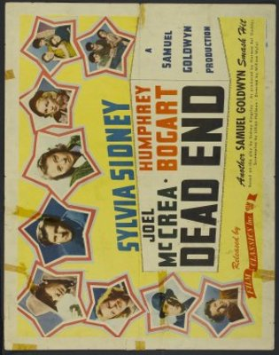 Dead End movie poster (1937) poster MOV_64a8f0df