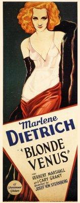 Blonde Venus movie poster (1932) poster MOV_64ac1c10