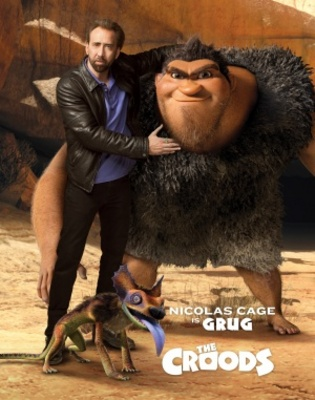 The Croods movie poster (2013) poster MOV_64b3e85a