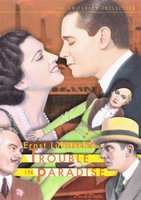 Trouble in Paradise movie poster (1932) picture MOV_64b447b1