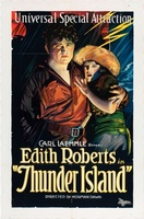 Thunder Island movie poster (1921) picture MOV_64bd5386