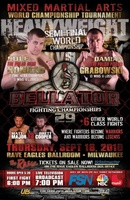 Bellator Fighting Championships movie poster (2009) picture MOV_fce6f667