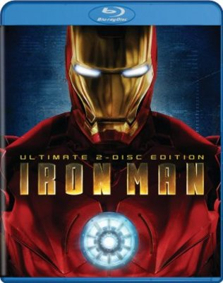 Iron Man movie poster (2008) poster MOV_64cadeaf