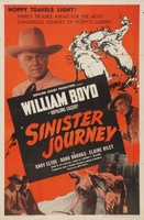 Sinister Journey movie poster (1948) picture MOV_64cf4156