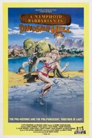 A Nymphoid Barbarian in Dinosaur Hell movie poster (1991) picture MOV_64de3566