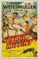 Savage Mutiny movie poster (1953) picture MOV_64e557bd