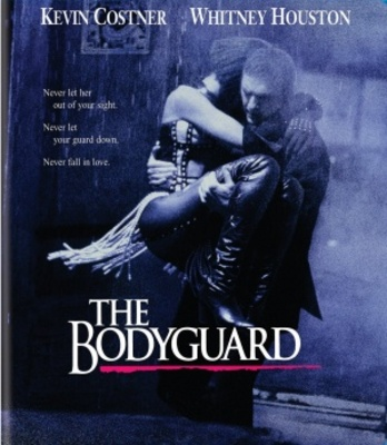 The Bodyguard movie poster (1992) poster MOV_64e733cf