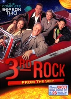3rd Rock from the Sun movie poster (1996) picture MOV_a398553b