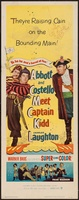 Abbott and Costello Meet Captain Kidd movie poster (1952) picture MOV_64ebe9ab