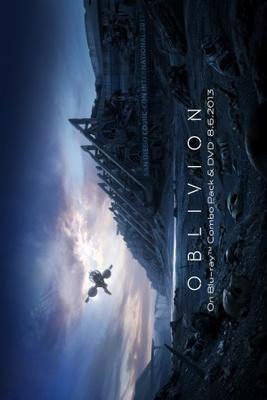 Oblivion movie poster (2013) poster MOV_64f13f12
