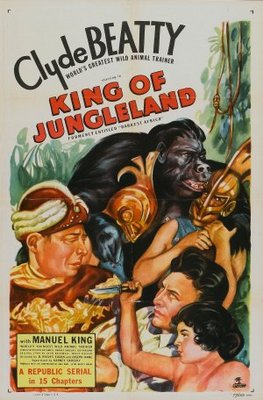 Darkest Africa movie poster (1936) poster MOV_64f2ce83