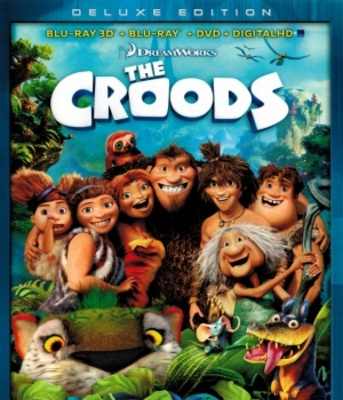 The Croods movie poster (2013) poster MOV_64f481df