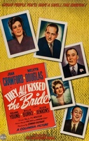 They All Kissed the Bride movie poster (1942) picture MOV_64f8ccf1