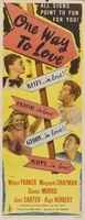 One Way to Love movie poster (1946) picture MOV_64fb55b6