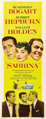 Sabrina movie poster (1954) poster MOV_64fd374f