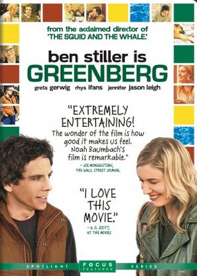 Greenberg movie poster (2010) poster MOV_65020dc0