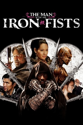The Man with the Iron Fists movie poster (2012) poster MOV_65022604