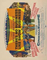 There's No Business Like Show Business movie poster (1954) picture MOV_6506ee90