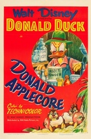Donald Applecore movie poster (1952) picture MOV_6513f236