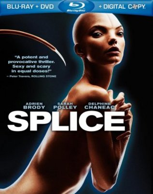 Splice movie poster (2009) poster MOV_6516c296