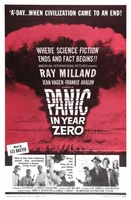 Panic in Year Zero! movie poster (1962) picture MOV_651bca64