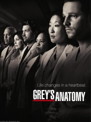 Grey's Anatomy movie poster (2005) poster MOV_651f84eb