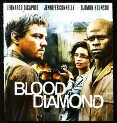 Blood Diamond movie poster (2006) poster MOV_6521315f