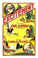 Excitement movie poster (1924) picture MOV_652249c7