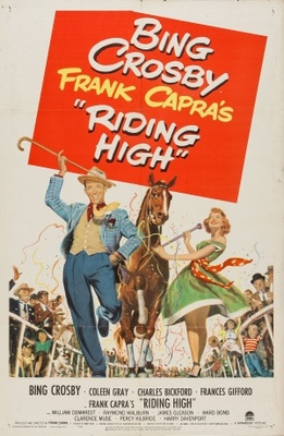 Riding High movie poster (1950) poster MOV_6523b3b3
