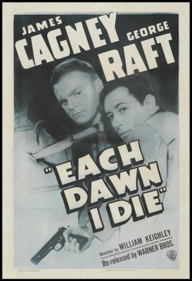 Each Dawn I Die movie poster (1939) poster MOV_652cc2f6
