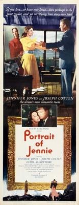 Portrait of Jennie movie poster (1948) poster MOV_6531edf7