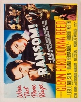 Ransom! movie poster (1956) picture MOV_65329d7c
