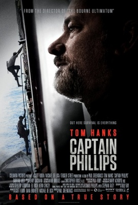Captain Phillips movie poster (2013) poster MOV_65368b0b