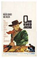 One-Eyed Jacks movie poster (1961) picture MOV_65375aaf