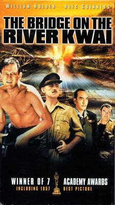 The Bridge on the River Kwai movie poster (1957) poster MOV_6538f036