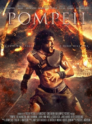 Pompeii movie poster (2014) poster MOV_6540e900