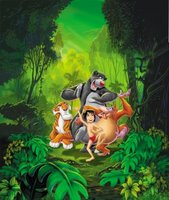 The Jungle Book movie poster (1967) picture MOV_65460b79