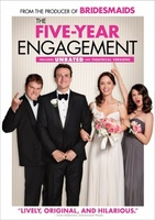 The Five-Year Engagement movie poster (2012) picture MOV_65478f4c