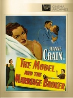The Model and the Marriage Broker movie poster (1951) picture MOV_654a7d0d