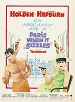 Paris - When It Sizzles movie poster (1964) picture MOV_654dfc2c