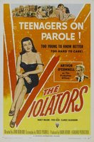 The Violators movie poster (1957) picture MOV_654e2d25