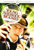 Young Sherlock Holmes movie poster (1985) picture MOV_655711f2