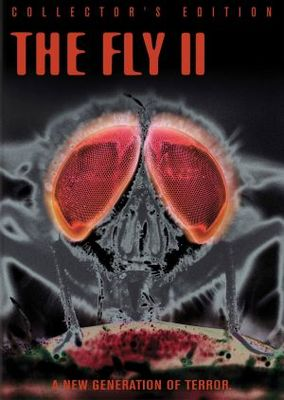The Fly II movie poster (1989) poster MOV_6559d162