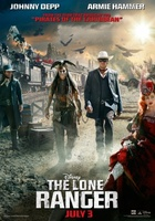 The Lone Ranger movie poster (2013) picture MOV_655a516c