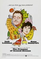 The Prisoner of Second Avenue movie poster (1975) picture MOV_6567d9e1