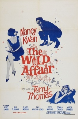 The Wild Affair movie poster (1963) poster MOV_656f59a4